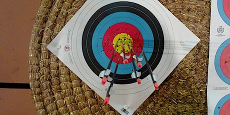 Archery Taster Session - 8 May 2021 tickets