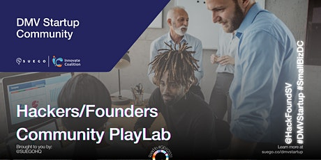 SUEGO Series: Hackers/Founders Community PlayLab tickets
