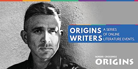 ORIGINS Writers: Stephen Graham Jones tickets