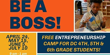 Entrepreneurship  Camp Saturday's tickets