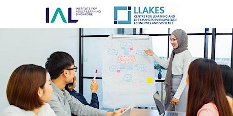 Online Seminar: 'Training, Skills and Skills Utilisation' tickets