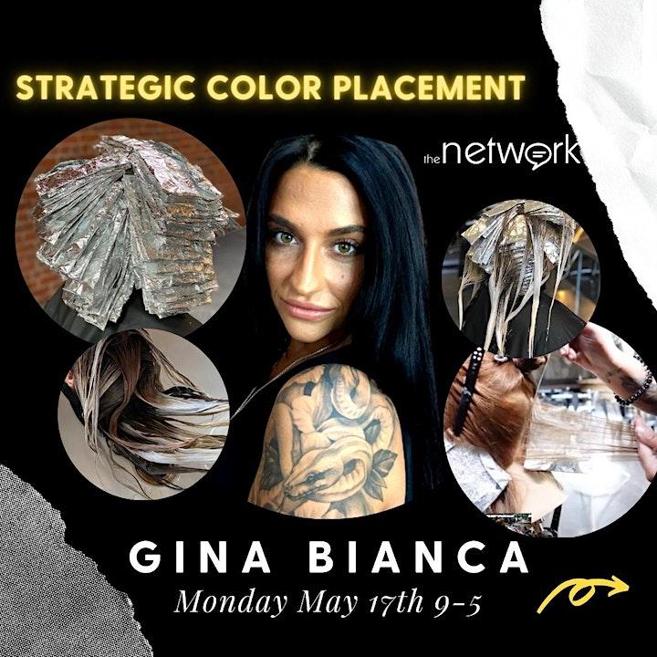Strategic Color Placement LIVE image