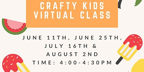 Craft Kids tickets