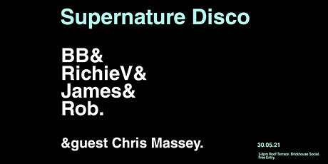 Supernature on Sunday tickets