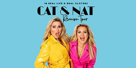 Cat & Nat - In Real Life & Real Clothes tickets