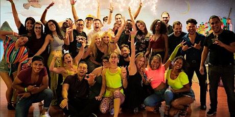 Beginners Salsa, Bachata, & Brazilian Zouk Dance Classes @ Dance Awakening! tickets