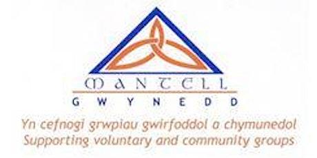 Gwynedd Volunteering and Wellbeing-Diweddariad Diogelu/Safeguarding Update tickets