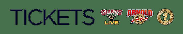 Arnold Strongman UK & Giants Live (Evening Finals) image