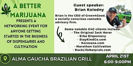 Marijuana Networking tickets