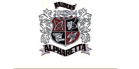 Alpharetta High School Class of 2021 Baccalaureate tickets