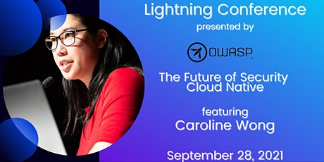 September Lightning Conference: The Future of Security Cloud Native tickets