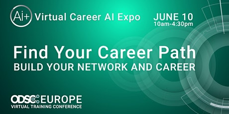 Data Science Professionals Expo  | ODSC Europe Virtual Conference 2021 biglietti
