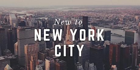 CatholicNYC New to New York Meetup! tickets