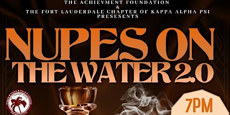 Nupes On The Water 2.0 - Fundraising for The FTL Kappa League Scholarships tickets