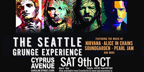 SEATTLE GRUNGE EXPERIENCE tickets