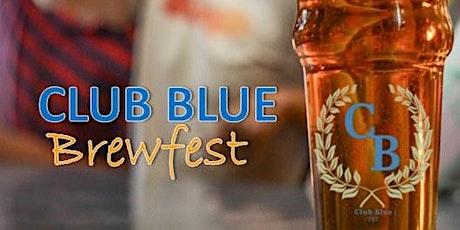 CLUB BLUE BREWFEST 2021 tickets