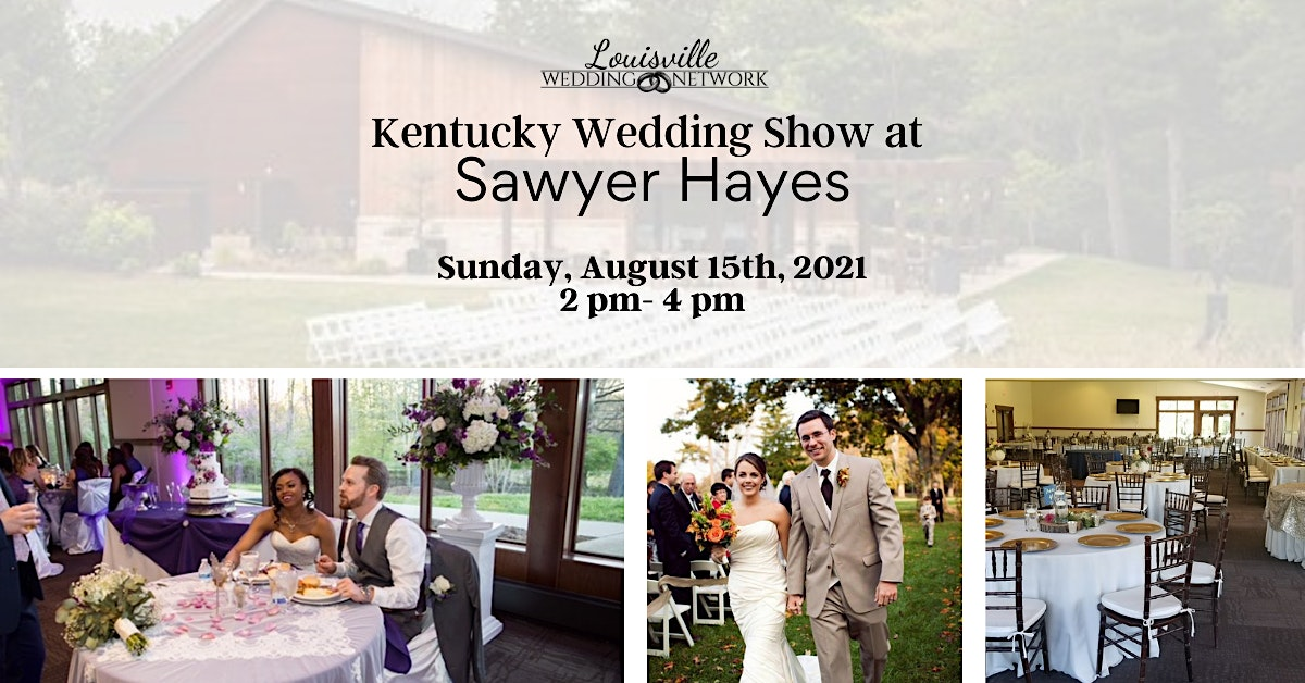 Picture for Kentucky Wedding Show at Sawyer Hayes