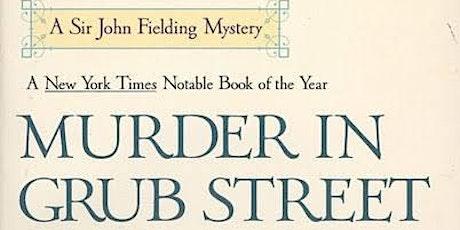 "Mystery Book Discussion ""Murder in Grub Street""-Bruce Alexander tickets"