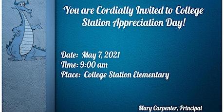 College Station Appreciation Day tickets