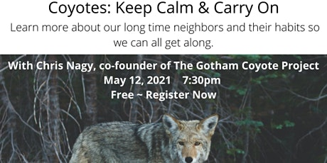 Coyotes: Keep Calm & Carry On tickets