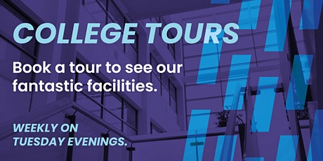 NCD Campus Tours tickets