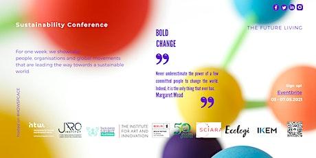 The Future Living Sustainability Conference 2021 - Bold Change boletos