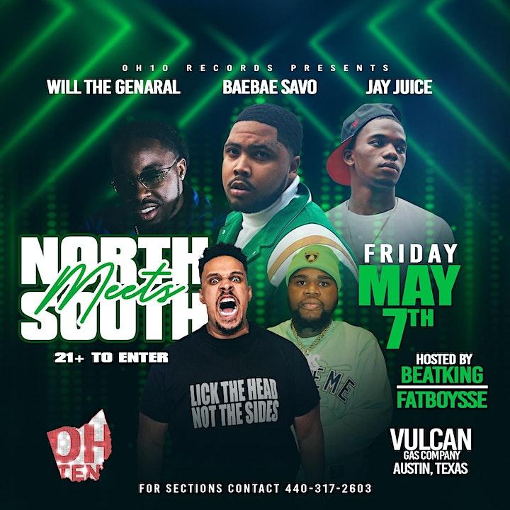 North Meets South image