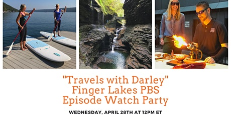 New York's Finger Lakes PBS Episode Watch Party tickets