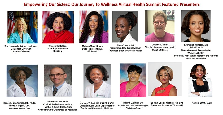Empowering Our Sisters: Our Journey to Wellness image