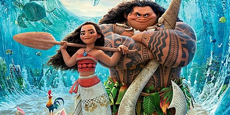 "West Linn Movies in the Park ""Moana"" on Wed.  August 4, 2021 tickets"