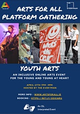 Arts for All Platform Gathering tickets