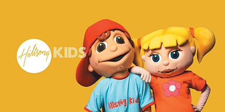 Hillsong Madrid Kids (Sala 2) - 25/04/2021 entradas