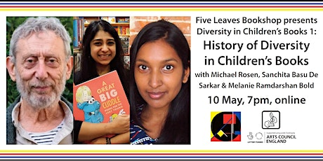 Diversity in Children's Literature 1: history and context tickets