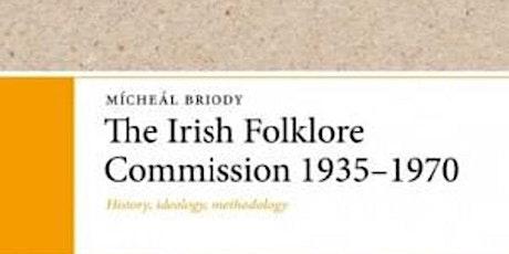 Folklore collecting in County Cavan - Cavan Library  Service tickets