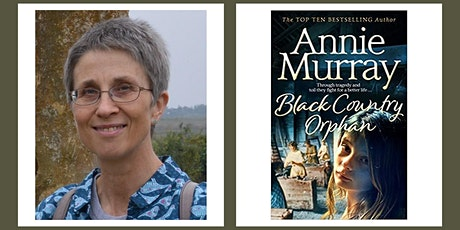 Reading Friends, Virtual Author Visit with Annie Murray tickets