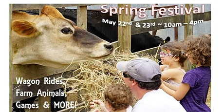 Spring Festival at Whitehall Farm tickets