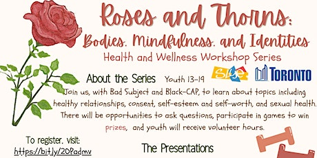 Roses & Thorns: Strong Together: LGBT Relationships and Health tickets
