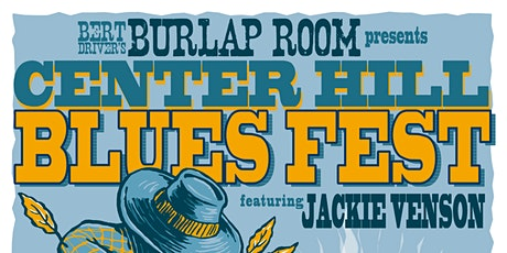 Center Hill Blues Fest Featuring Jackie Venson tickets