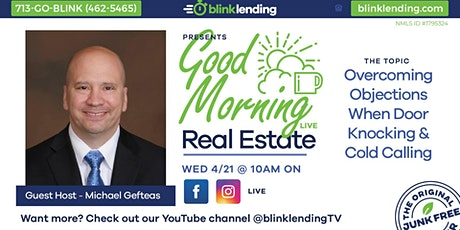 Good Morning Real Estate tickets