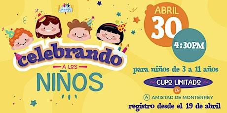 Día del Niño (30 Abril) tickets