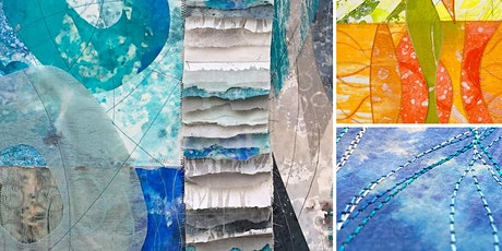 Lecture: Exploring Nature with Paper + Stitch with David Owen Hastings tickets
