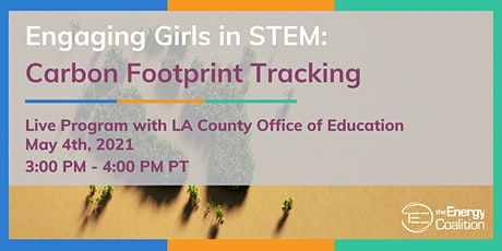 Engaging Girls in STEM: Carbon Footprint Tracking tickets