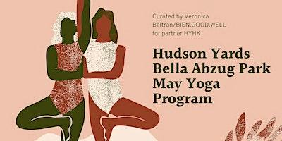 Yoga at Bella Abzug Park - FREE