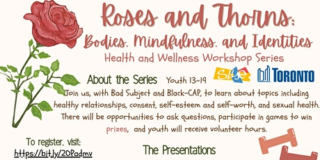 Roses & Thorns: Finding Steady Ground Boundaries and Healthy Relationships tickets