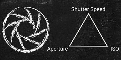 Understanding Exposure (ISO, Shutter and Aperture) - West, May 20 tickets