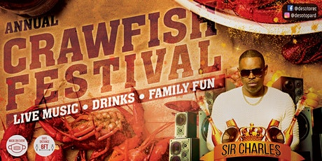 DeSoto Crawfish Festival - FREE tickets