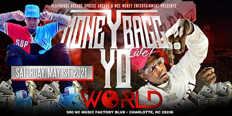 Moneybagg Yo Live @ World May 1st 2021 tickets