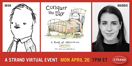 Josh Mecouch + Maddie Pillari: Conquer the Day: A Book of Affirmations tickets
