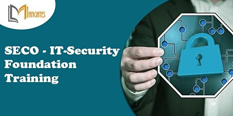 SECO - IT-Security Foundation 2 Days Virtual Training in Charleston, SC tickets