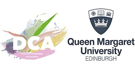 QMU Doctoral Candidates Association Conference 2021 biglietti